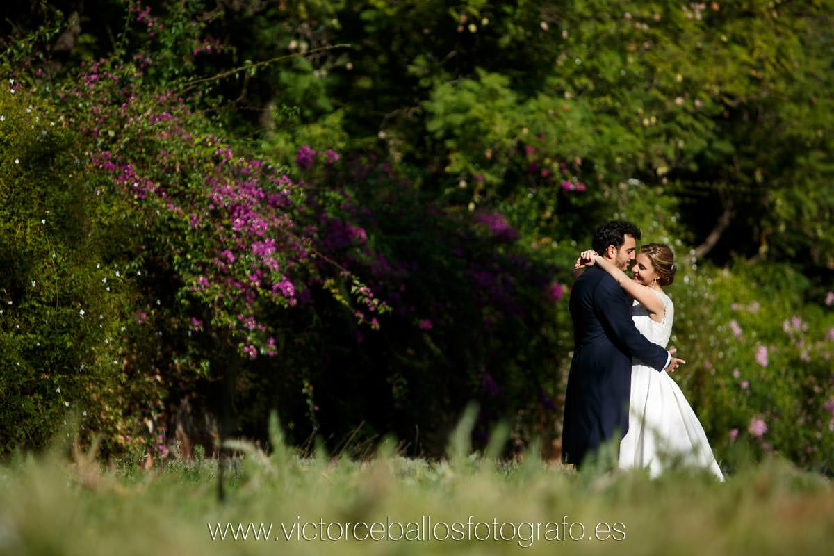 Reportaje postbodas bodas jardines Sevilla