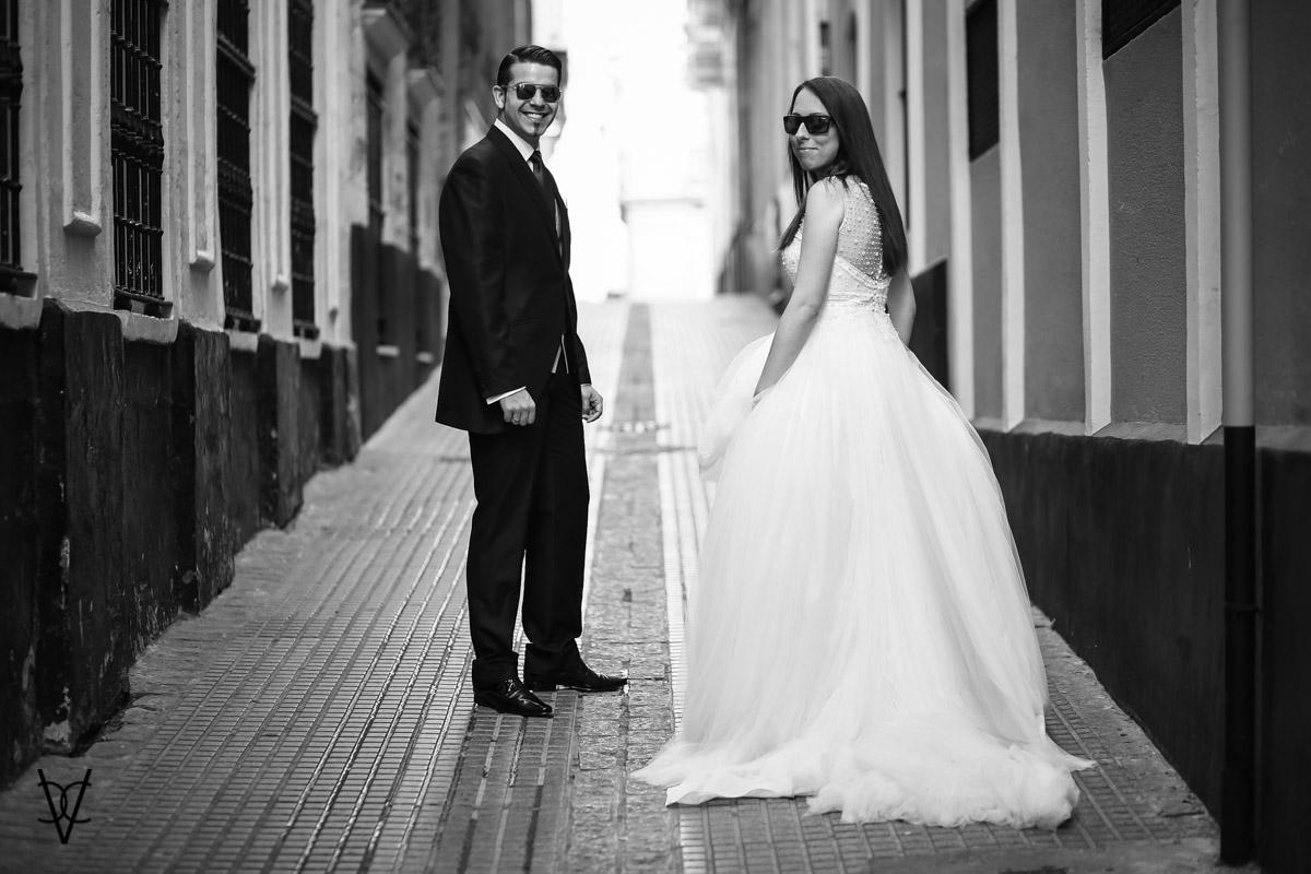 fotos de postboda en Cádiz