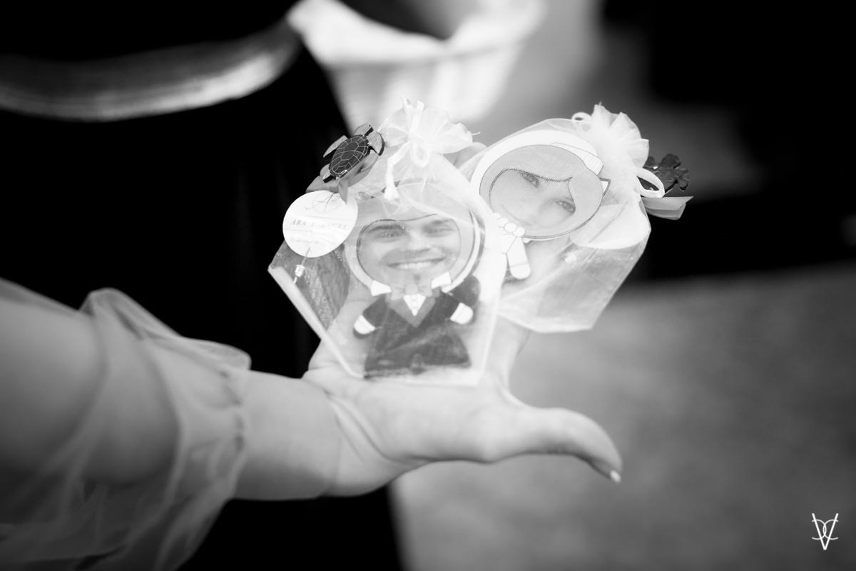 Fotos de boda en Sevilla detalle de regalos