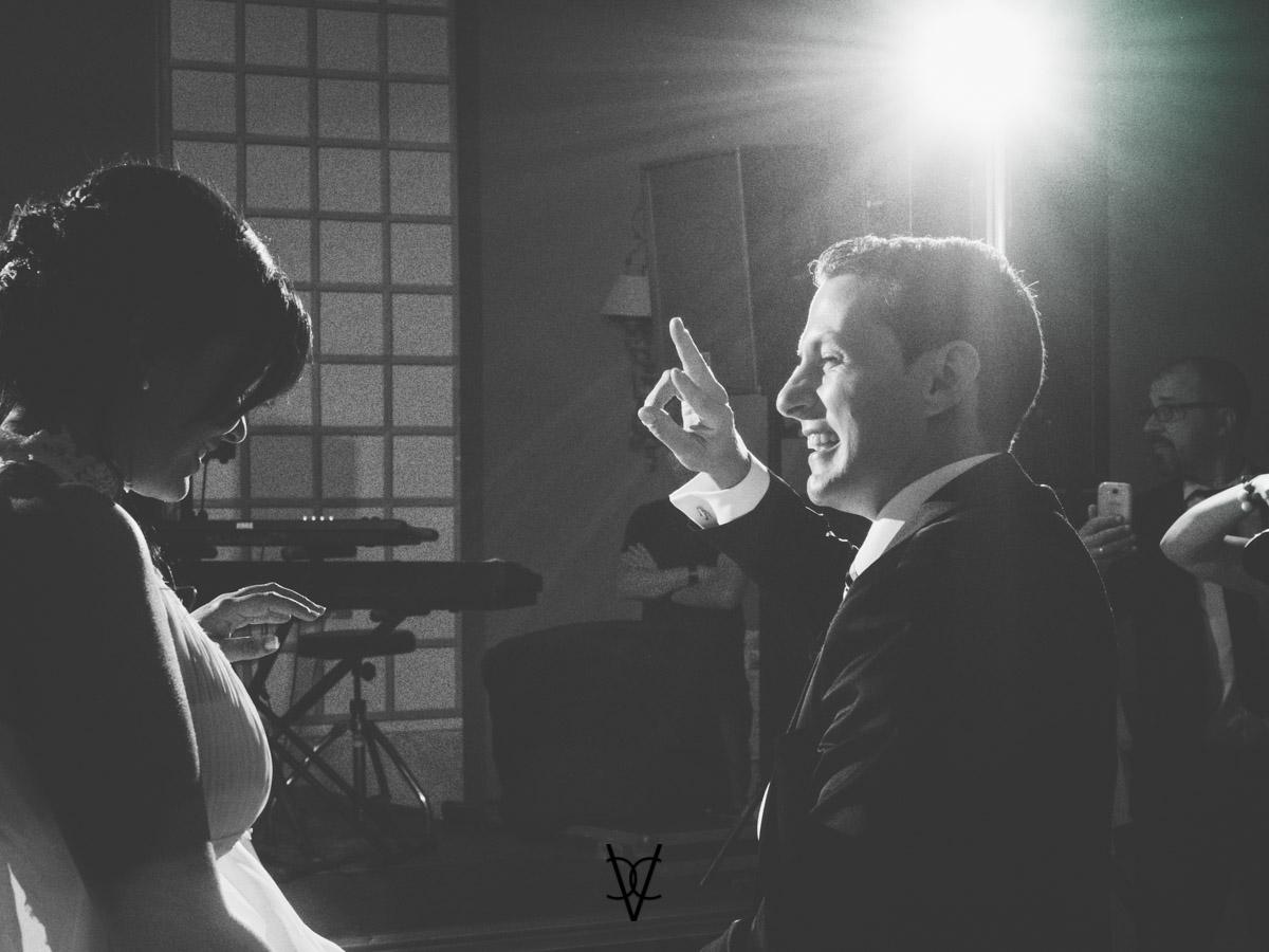 fotografía de boda novios pulp fiction